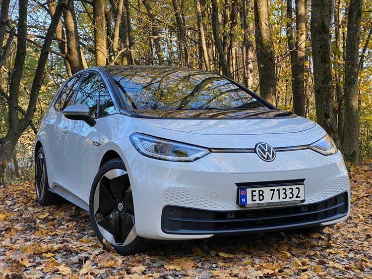 Hvorfor velge Volkswagen ID.3